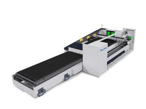 6000mm metalltoruga laserlõikusmasin, automaatne teravustamine ülitäpseks