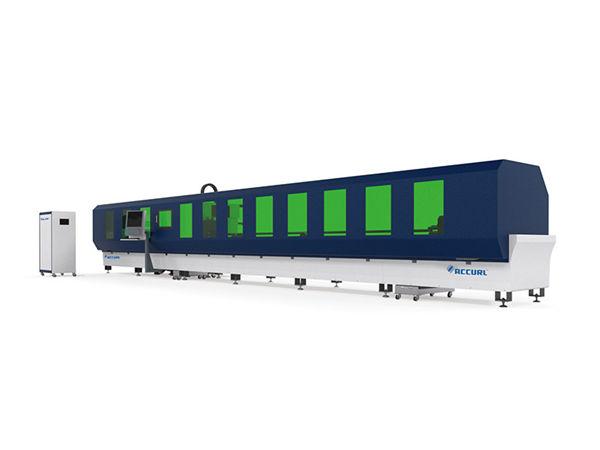 metallist suure võimsusega laserlõikusmasin, kiudlaseriga seadmed 0,003 mm täpsusega