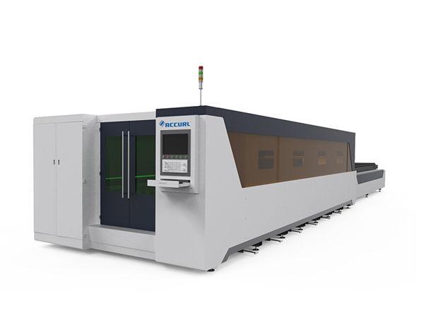 metallitöötlemise tööstuslik laserlõikusmasin, täis kaetud tüüp 1000w