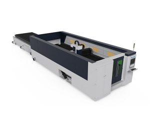 cnc laserlõikur roostevabast terasest avatud struktuuri cnc laserlõikamismasin roostevabast terasest avatud struktuuriga
