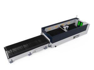 ülitäpne metallkiudlaseriga lõikamismasin - 500w raycools - lõikepea