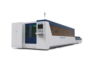 stabiilne kiudlaseriga lõikamise seade, terasplaadiga laserlõikusmasin - kõrge jõudlusega