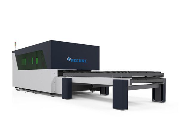 intelligentne metallkiud laserlõikur sujuva edastamise hea jäikusega