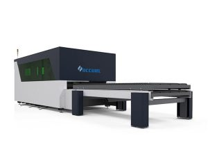 stabiilne metalli lõikamise laserlõikur, z-telje cnc metalli laserlõikamise masin