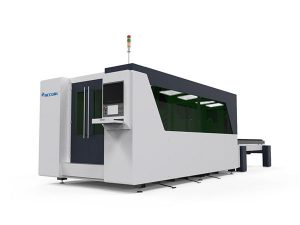 kahekordne laud cnc lasermetalli lõikamismasin, automaatne laserplaadi lõikamismasin