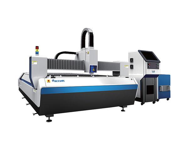 avatud tüüpi kiudlaseriga metallilõikusmasin, cnc-lasergraveerimisega lõikamismasin