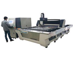 täis suletud cnc kiudlaseriga lõikamismasin 1000w 1080nm laseriga