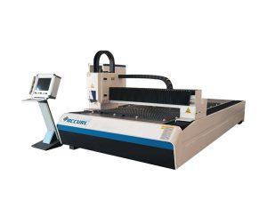 tööstuslik 1500w metallkiudlaserlõikepink, kompaktne, väike laserkiirega