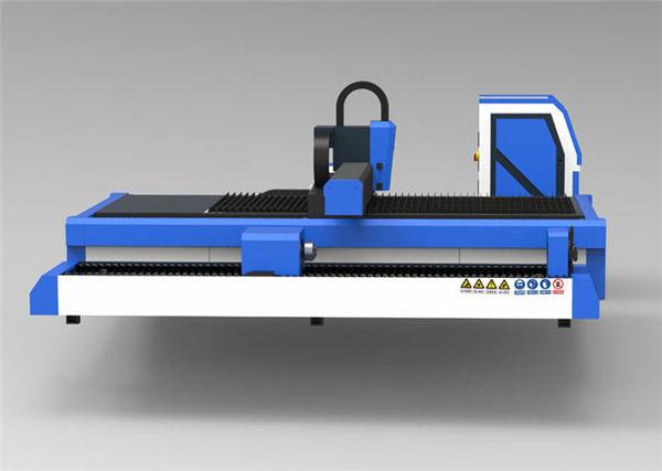 Tehniline parameeter: tööala 3000 * 1500mm kontroller + kõrguse jälgija Cypcut Laser Source Fiber Laser Source 1500W lainepikkus 1070nm ± 10nm Laserpea valikuline käik ja hammas Saksamaa juhtraud Taiwani HIWIN positsioneerimistäpsus ≤ ± 0,04mm Lõikamispaksus 1-20mm Maksimaalne lõikekiirus 40000mm / min (vastavalt materjalidele) Tööpinge AC220V / 110V ± 10% 50 HZ / 60 HZ Minimaalne joone laius ≤0.12mm Ülekanne Yaskawa servo 850W + FASTON reduktor Z-telg Yaskawa 400W + pidur Jahutusvesi Jahutuskonstruktsioon 10 mm paksusega Keevitatud terastoru, alumiiniumisulamist tugipostid Energiatarve ≤7,5KW