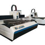 originaalne kiudlaseriga laserlõikusmasin metalli / legeerterase / vase jaoks