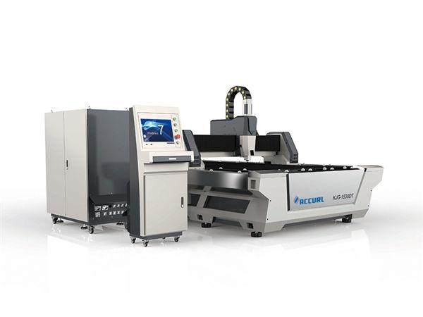 kompaktne disain tööstuslik laserlõikusmasin suurel kiirusel 380v