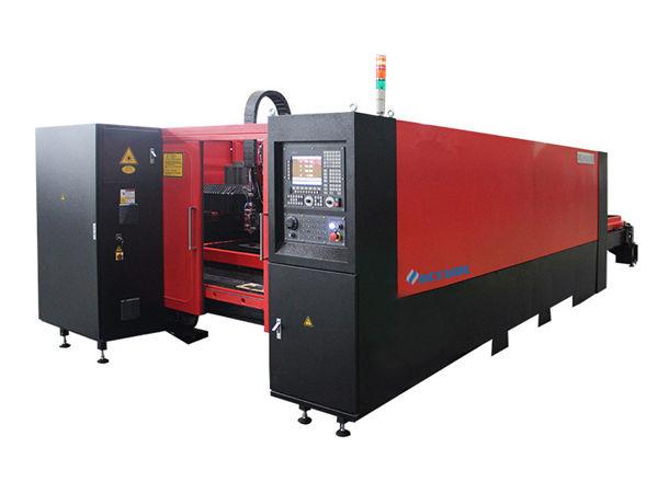 1000w tööstuslik laserlõikusmasin - madala müratasemega kõrge täpsus süsinikterase lõikamiseks