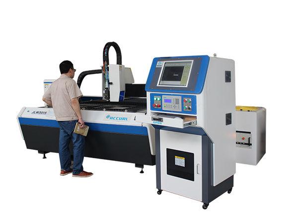 vesijahutusega kiudlaseriga metallilõikusmasin, käsitööks laserlõikamismasin