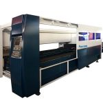 metallplekkide tööstuslik laserlõikusmasin