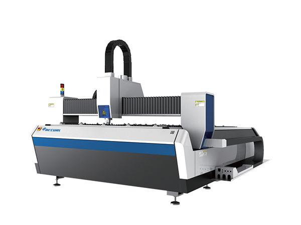 kahesuguse kasutusega cnc metallist laserlõikur, automaatne kiudlaseriga cnc-masin