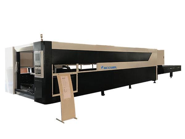 1,5kw tööstuslik cnc laserlõikusmasin / seadmed 380v, 1-aastane garantii