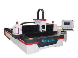 metallplaat väike laserlõikur, väike laseriga metallilõikamismasin 60m / min