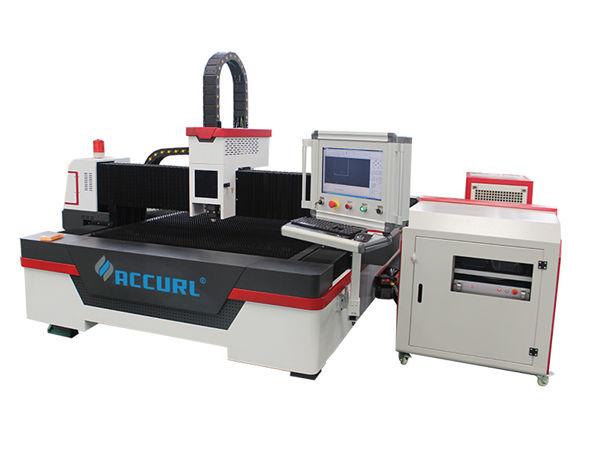 2000w / 3000w kiudlaseriga metallilõikamise masin ac380v 50hz cypcut juhtimissüsteem