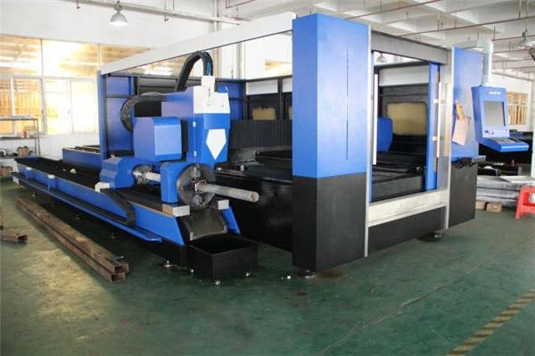 cypcut fiber 3D laserlõikusmasin 1070nm laserlainepikkus