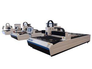 lineaarne juhtraudne metallkiudlaserlõikamise masin 1000w