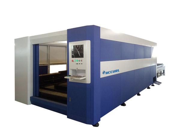 suure võimsusega laserlõikusmasin torude ja lehtede jaoks
