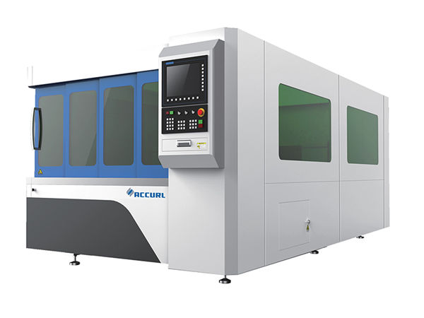 1070nm lainepikkusega tööstuslikud laserlõikusmasinad / kiudlaserlõikurid