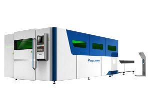 täielikult suletud tööstuslik laserlõikusmasina vahetuslaud ülitäpseks