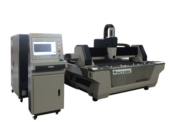 Fikseeritud töölauaga ülitäpne 800w kiudlaseriga laserlõikamismasin