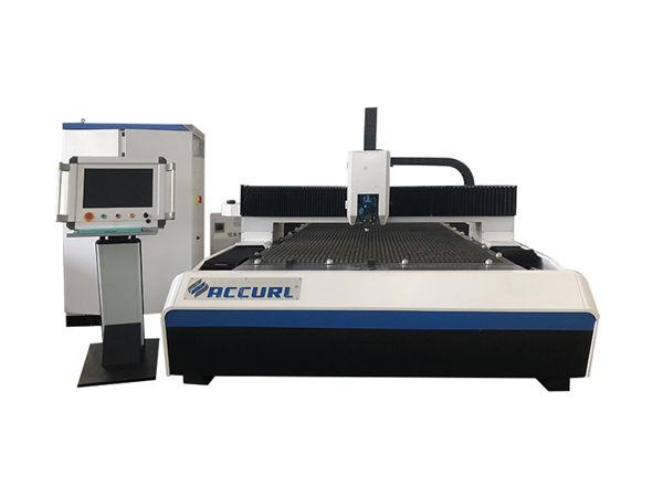 tööstusliku kiudlaseriga torude lõikamismasin erinevate torukujude jaoks automaatse laadimisega