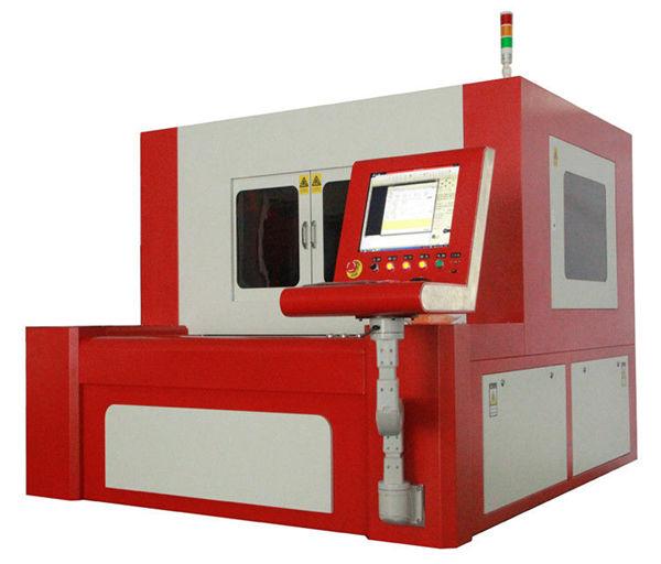 väike kiu täppis-laserlõikusmasin süsinikterase jaoks