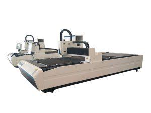 kahesuguse kasutusega lasertorude lõikamise seadmed, professionaalne cnc-lasertorude lõikamise masin